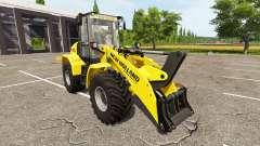 New Holland W170C for Farming Simulator 2017