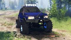 Suzuki Grand Vitara v4.0 for Spin Tires