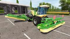 Krone BiG X 500 v2.2 for Farming Simulator 2017