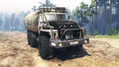 Ural-4320-10 for Spin Tires