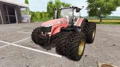 Massey Ferguson 8727 v1.1 for Farming Simulator 2017