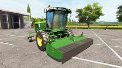 John Deere W260 for Farming Simulator 2017