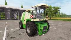 Krone BiG X 1100 v1.0.0.1 for Farming Simulator 2017