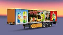 Skin of Ursus Cooler for trailers for Euro Truck Simulator 2
