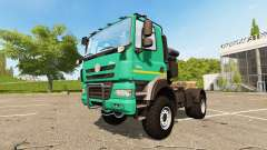Tatra Phoenix T158 4x4 for Farming Simulator 2017