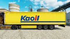 Skin Kaoil for trailers for Euro Truck Simulator 2
