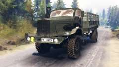 Mercedes-Benz LG 315 for Spin Tires