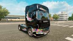 FDT skin for Renault Magnum tractor unit for Euro Truck Simulator 2