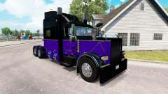 Skin Chopped 93 for the truck Peterbilt 389 for American Truck Simulator