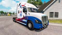 Skin A. T. A tractor Freightliner Cascadia for American Truck Simulator