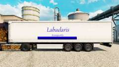 Skin Labadaris Transports on trailers for Euro Truck Simulator 2