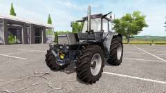 Deutz-Fahr AgroStar 6.61 black beauty for Farming Simulator 2017