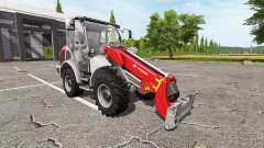 Weidemann 3080 CX 80T for Farming Simulator 2017