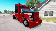 Skin Big & Little for the truck Peterbilt 389 for American Truck Simulator