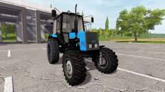 MTZ-1021 Belarus for Farming Simulator 2017