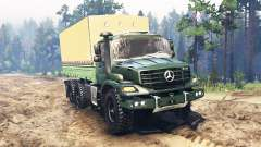 Mercedes-Benz Zetros 2733 A for Spin Tires