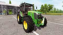 John Deere 5085M for Farming Simulator 2017