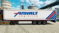 Skin Anhalt Logistics GmbH on semi for Euro Truck Simulator 2