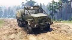 KrAZ 260 v2.0 for Spin Tires