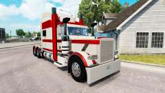 Skin Rabbit River for the truck Peterbilt 389 for American Truck Simulator