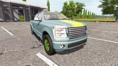Lizard Pickup TT v1.1 for Farming Simulator 2017