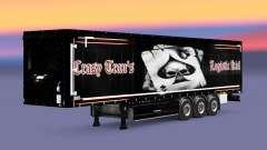 Skin Crasy Trans Logistic Kiel for trailers for Euro Truck Simulator 2