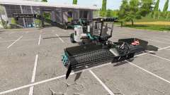 HOLMER Terra Felis 2 special edition v1.1 for Farming Simulator 2017