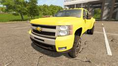 Chevrolet Silverado 3500 HD v2.0 for Farming Simulator 2017