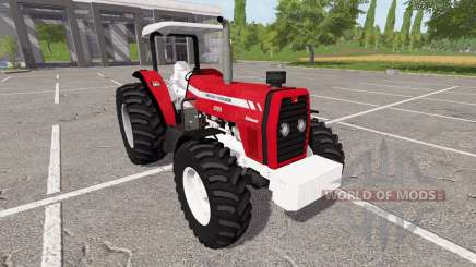 Massey Ferguson 299 advanced for Farming Simulator 2017