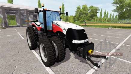Case IH Magnum 340 CVX 25th anniversary for Farming Simulator 2017