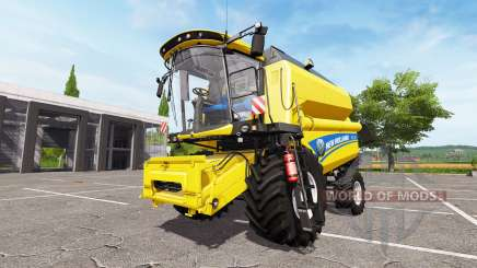 New Holland TC5.70 for Farming Simulator 2017