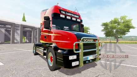 Scania T164 two-axle for Farming Simulator 2017