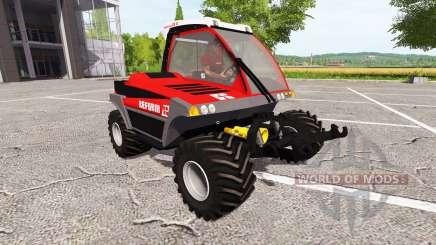 Reform Metrac G5 X v0.7 for Farming Simulator 2017