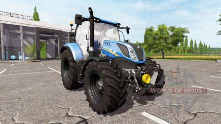 New Holland T6.145 for Farming Simulator 2017