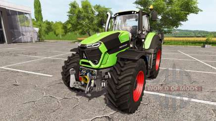Deutz-Fahr 9310 TTV for Farming Simulator 2017