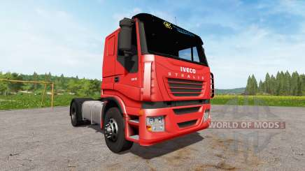 Iveco Stralis 470 LowCab v1.2.4 for Farming Simulator 2017