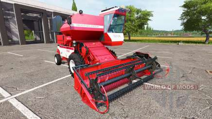 Rostselmash SK-5МЭ-1 Niva-Effect red for Farming Simulator 2017