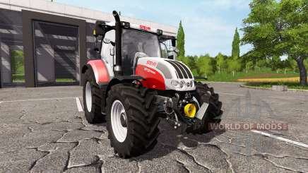 Steyr Profi 4110 for Farming Simulator 2017
