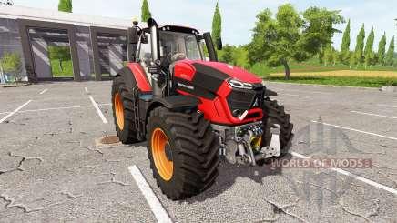 Deutz-Fahr 9340 TTV v1.2 for Farming Simulator 2017