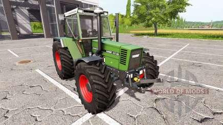 Fendt Favorit 615 LSA Turbomatik E v1.2 for Farming Simulator 2017