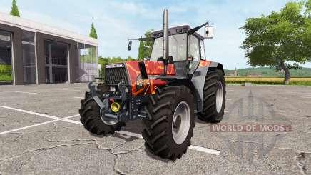 Deutz-Fahr AgroStar 6.61 racing for Farming Simulator 2017