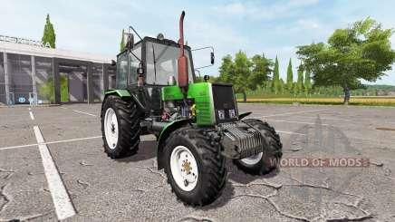 MTZ-Belarus 1025 for Farming Simulator 2017