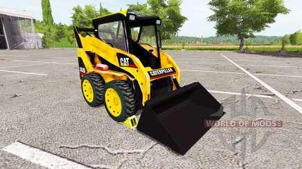 Caterpillar 262B for Farming Simulator 2017