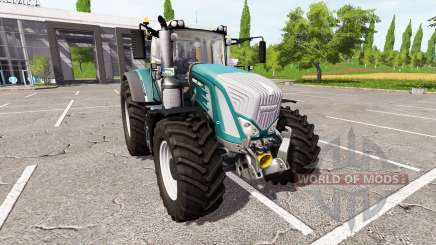 Fendt 936 Vario petrol for Farming Simulator 2017