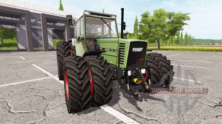 Fendt Farmer 312 LSA Turbomatik v1.0.1 for Farming Simulator 2017