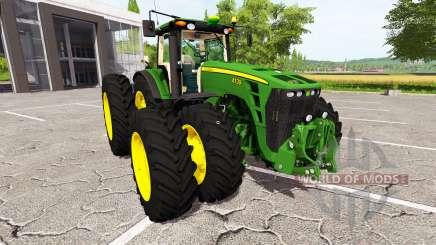John Deere 8130 for Farming Simulator 2017