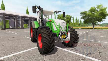 Fendt 716 Vario v1.02 for Farming Simulator 2017