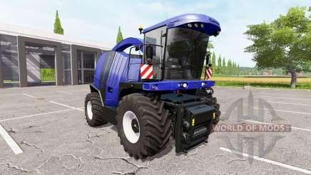 Krone BiG X 1100 for Farming Simulator 2017