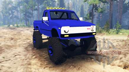 Toyota Hilux 1981 for Spin Tires