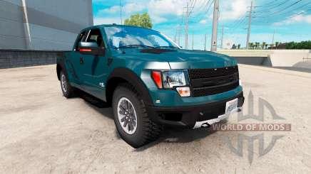 Ford F-150 SVT Raptor v1.2 for American Truck Simulator
